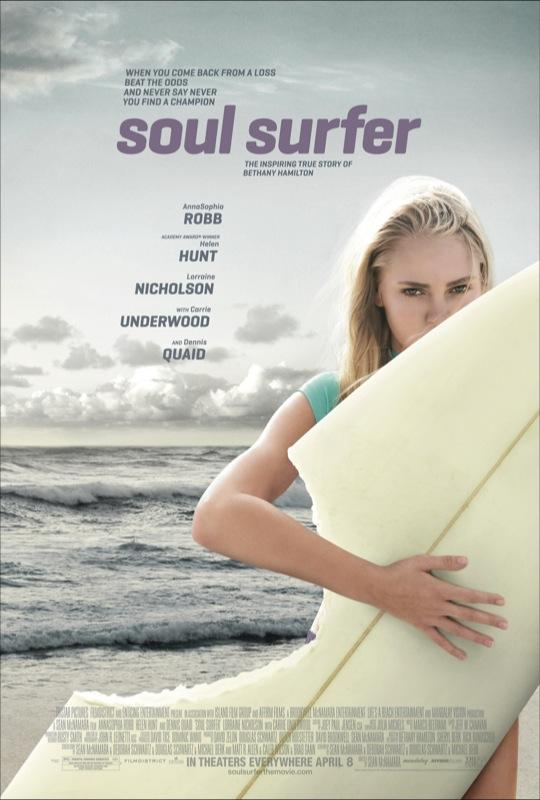Soul Surfer makes waves
