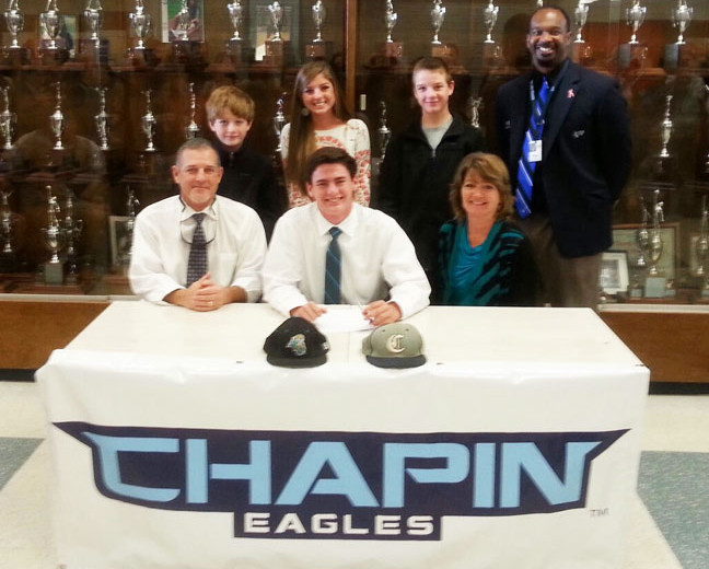 Thomas Durant signs to Coastal Carolina