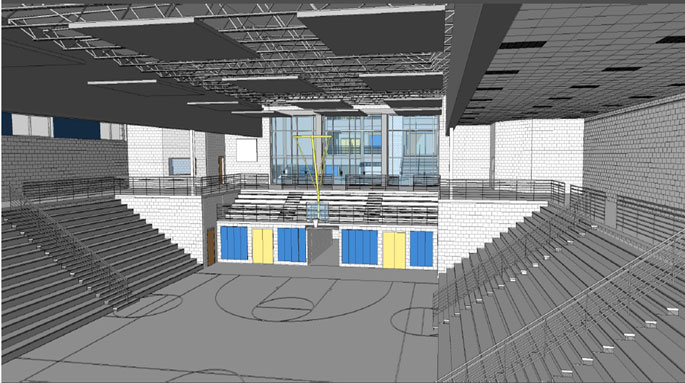 CHS to get new sports arena