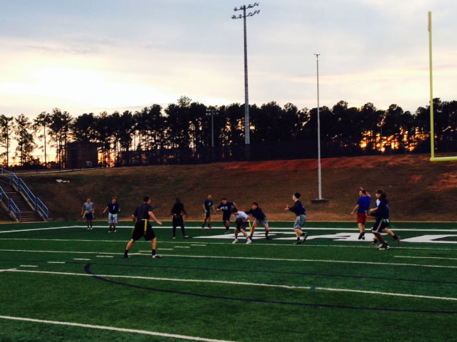 Week 4 Flag football scores and rankings