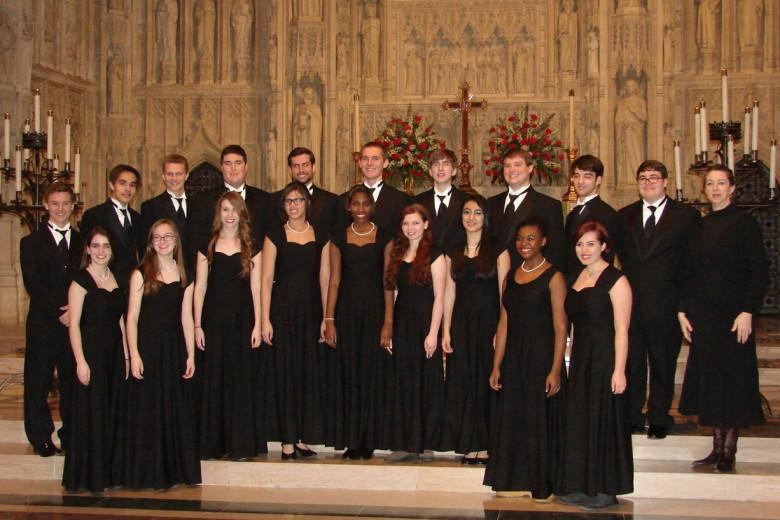 Chamber Choir in Cathedral