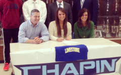 McKenzie Walpole signs with Limestone