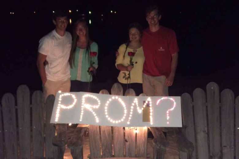 Promposals: cute… or nah?