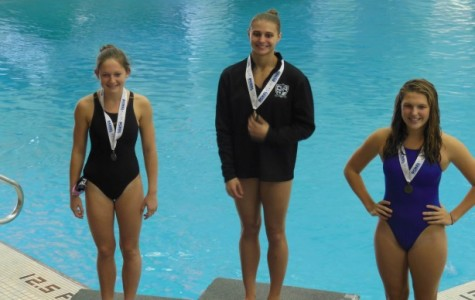 Chapin Swimming Breaks All-Time School Records
