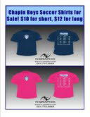 Soccer T-Shirts on Sale NOW