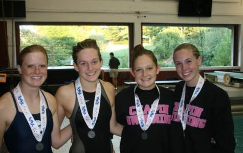 Chapin Swimming Shatters All Time School Records