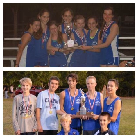 Cross-Country 2014 Season Review