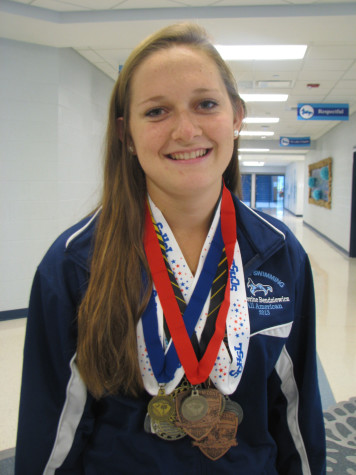 Leaving Her Mark: Chapin's Catherine Bendziewicz