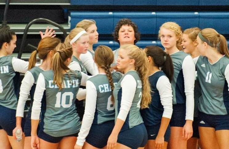 Chapin Girls Volleyball Season Update