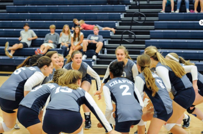 Chapin Volleyball Bounces Back