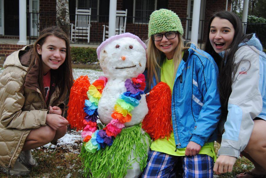 Chapin's Snow Day