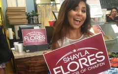 Chapin High Alumnus Campaigning for Mayor