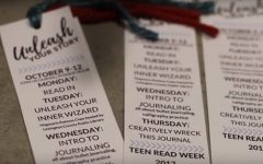 CHS Celebrates Teen Reading Week