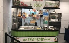 Soup Station Stirring Sensation