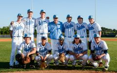 Chapin Baseball recognized at Chapin vs Newberry Football Game
