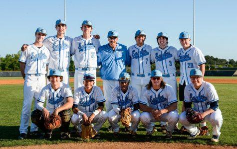 Chapin Baseball recognized at Chapin vs Newberry Football Game
