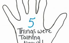 5 Things We're Talking About