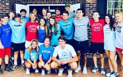 Chapin Students Help with Flood Relief