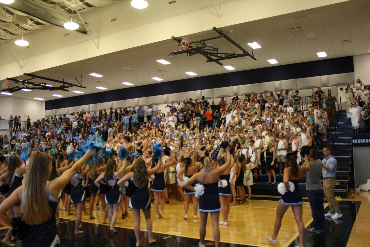 Time+for+the+%22Chapin+Cheer%22+Which+class+has+the+most+spirit%3F