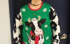 Ugly Sweater Day for Beginning of Break