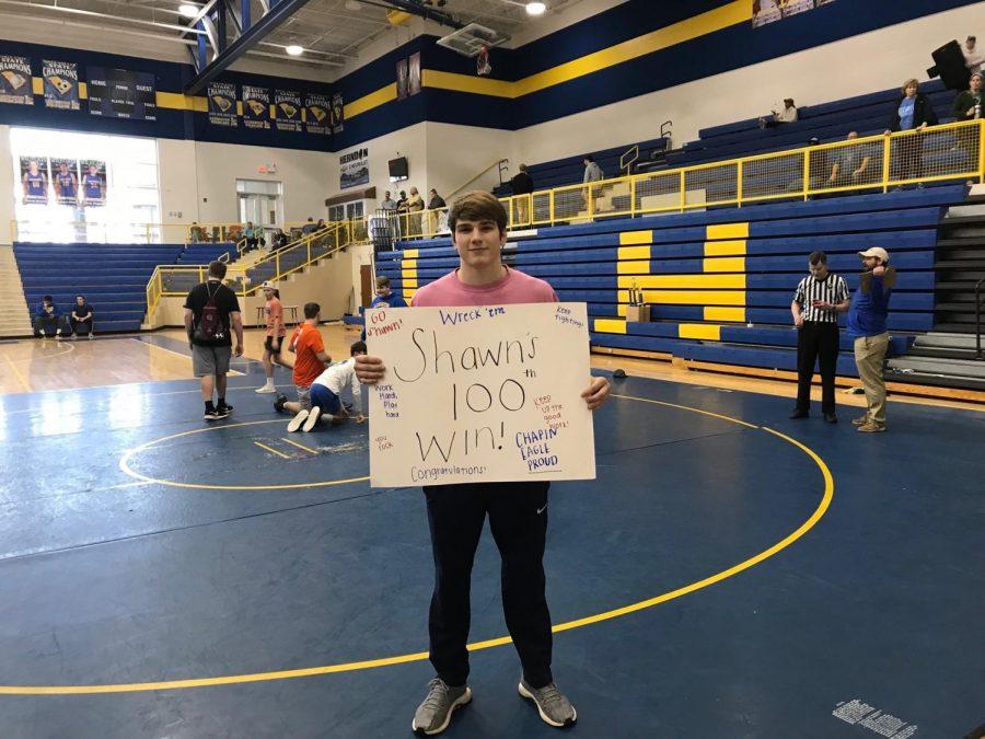 Shawn Haile gets his 100th win
