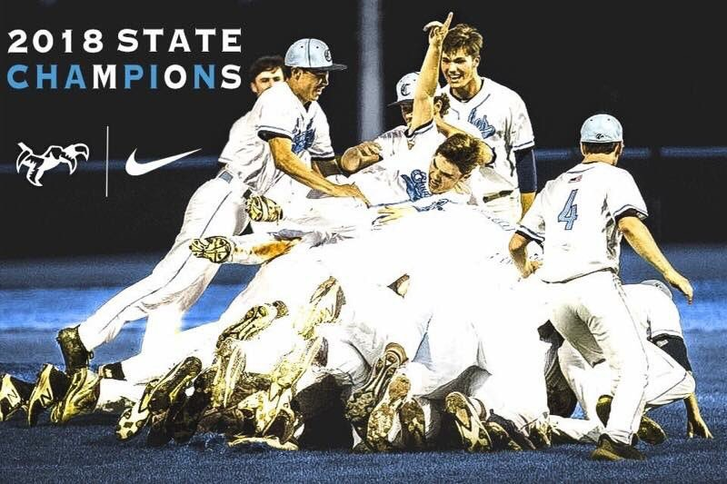 Chapin state Champions poster
