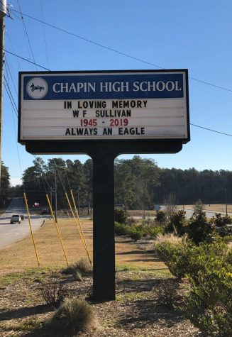 Chapin Remembers W.F. Sullivan