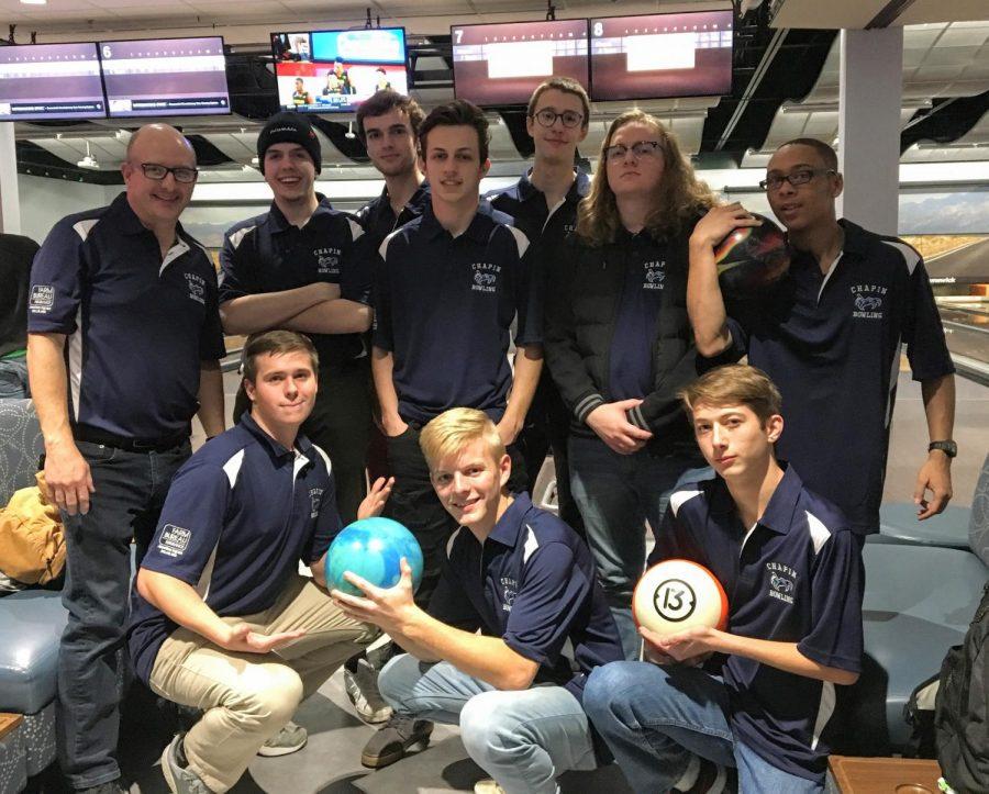 Chapin Bowling Team Wraps up Season