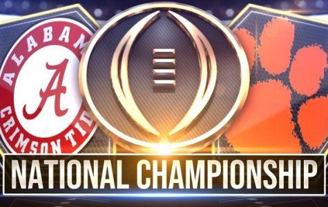 Clemson VS Alabama! The Fans Speak!