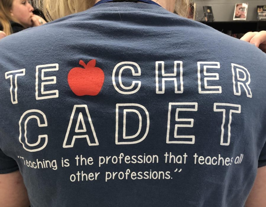 Teacher Cadet Students Set Off To Their Sites