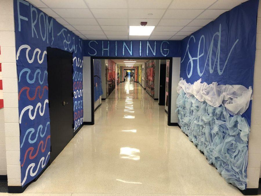 The English Hallway