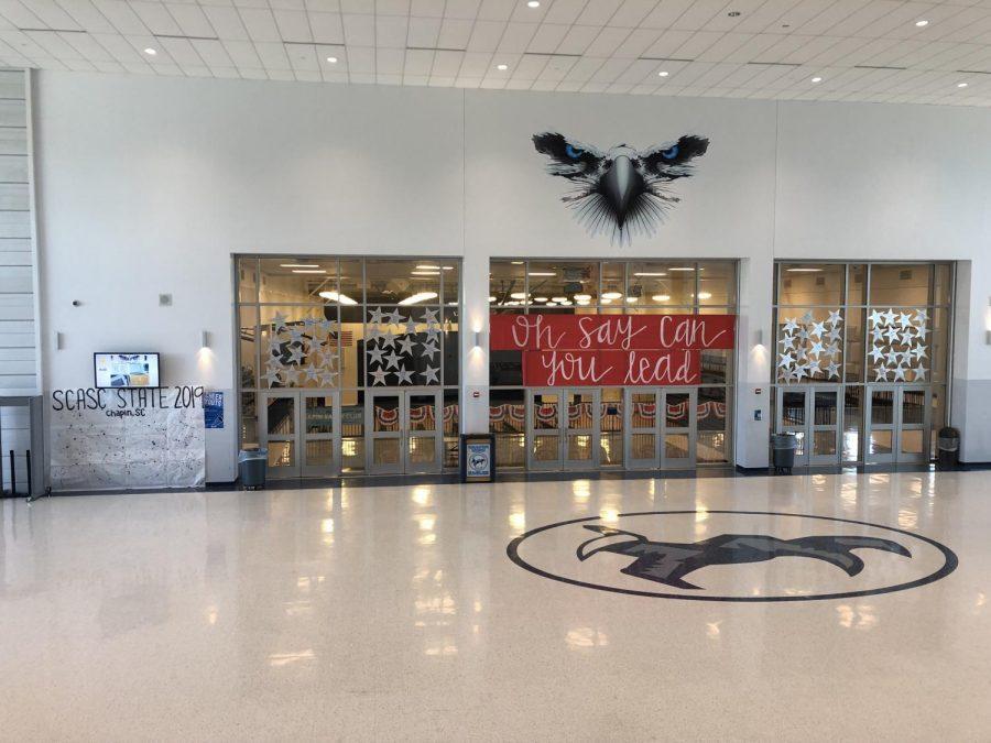 The Arena Lobby