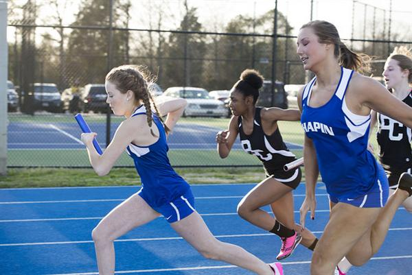 Regional's for Chapin Track