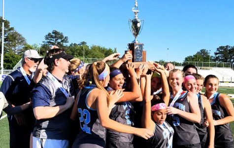 Chapin Girls Lacrosse wins 5A Championship Undefeated Season