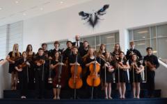 Orchestra's Senior Night