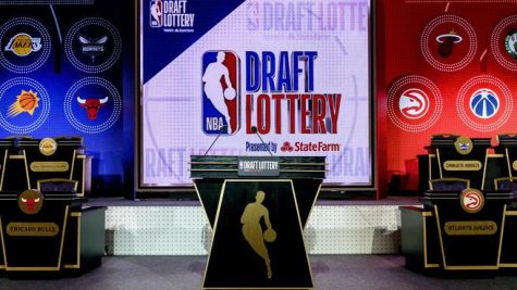 NBA Draft Lottery, One for the Books