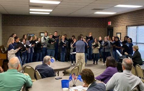 Chapin Chamber Choir Visits the Chapin Rotary Club