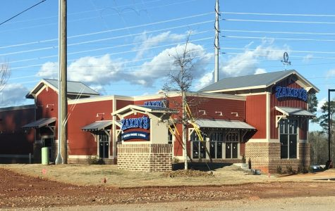 Zaxby's coming to Chapin Soon