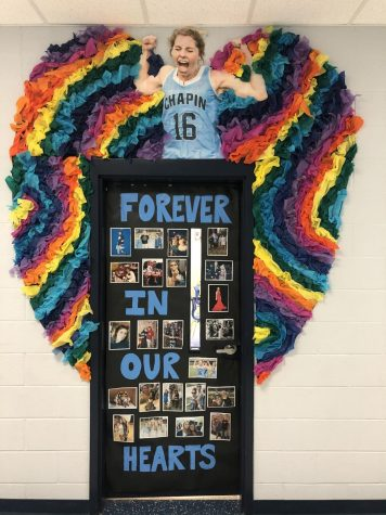 Remembering Chaney Forever In Our Hearts