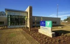 Photo of the YMCA where junior Charlotte Breunig works.